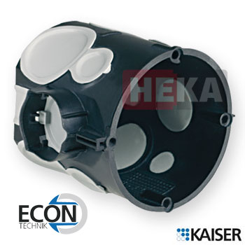 kaiser econ 15 luftdicht 4 dome webshop heka direkt. Black Bedroom Furniture Sets. Home Design Ideas